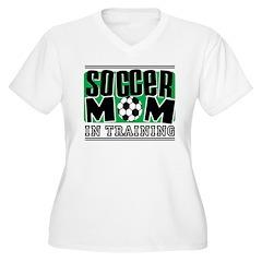 Soccer Mom In Training T-Shirt
