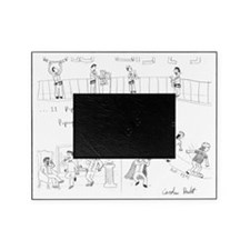Eleven Pipers Piping Picture Frame