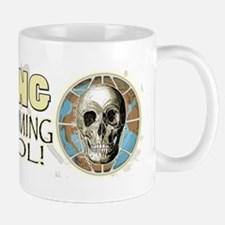 Global Warming Ain't Cool Mug