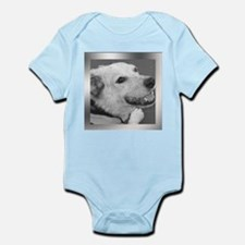 Your Photo in a Silver Frame Body Suit