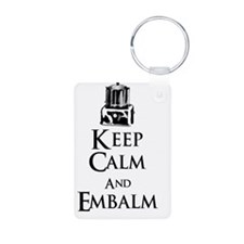 Keep Calm and Keychains