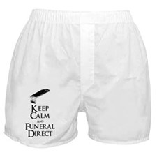 Keep Calm and Boxer Shorts