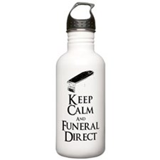 Keep Calm and Water Bottle