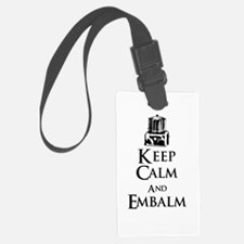 Cool Mortician Luggage Tag