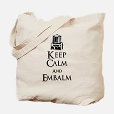 Cute Funeral Tote Bag