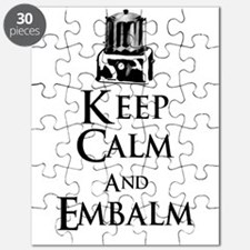 Cute Funeral director Puzzle