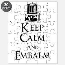 Cute Mortician Puzzle