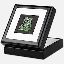 Unique Dead Keepsake Box