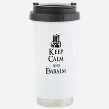 Cute Funeral directors Travel Mug