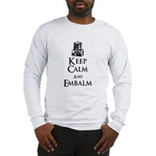 Cute Funeral director Long Sleeve T-Shirt