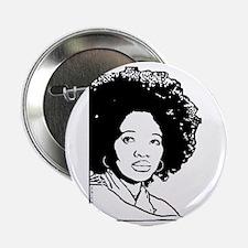 """""""Angela Davis"""" button"""