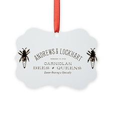 Bee Purveyor Ornament