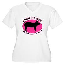 BRAYDEN RYDER Plus Size T-Shirt