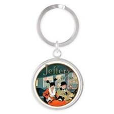 Jeffery Autos 1916 Keychains
