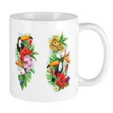 Tropical Toucans Mugs