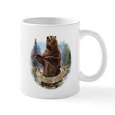 Grizzly Bear Mug