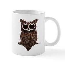Coffee Owl Mug
