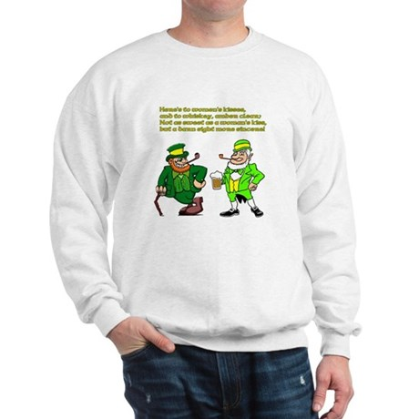Women's Kisses Sweatshirt