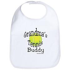 TENNIS GRANDMA'S BUDDY Bib