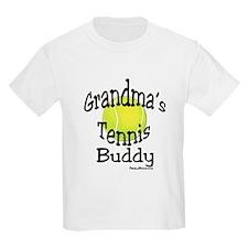 TENNIS GRANDMA'S BUDDY T-Shirt