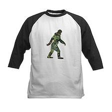Camo Bigfoot Baseball Jersey