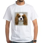 Cavalier King Charles White T-Shirt