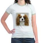 Cavalier King Charles Jr. Ringer T-Shirt