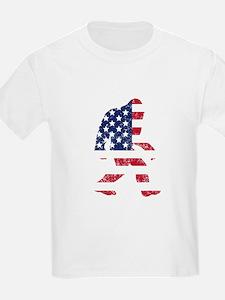 American Bigfoot T-Shirt