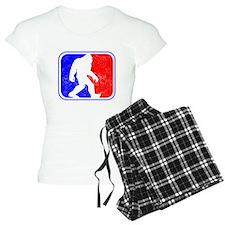 Bigfoot League Pajamas