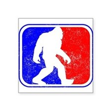 Bigfoot League Sticker