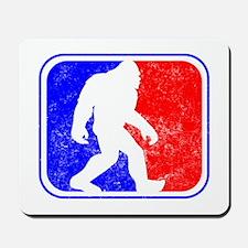 Bigfoot League Mousepad