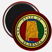 Alabama Seal Magnets