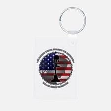 The Nation Which Forgets I Keychains