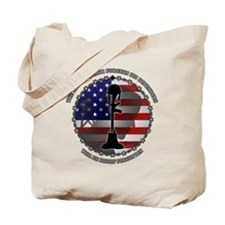 The Nation Which Forgets Its Defenders Tote Bag
