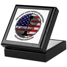 The Nation Which Forgets Its Defender Keepsake Box