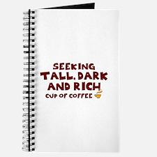 Seeking Coffee Journal