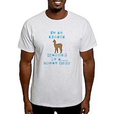 Cute Alpaca art T-Shirt