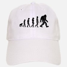 Bigfoot Evolution Baseball Baseball Baseball Cap