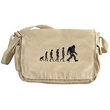 Bigfoot Evolution Messenger Bag