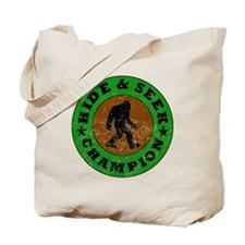 Hide And Seek Champion Tote Bag