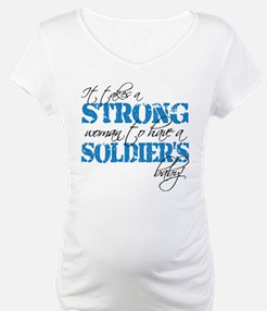 Strong woman (Soldier) Shirt