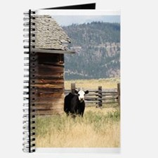 White-Faced Cow Journal