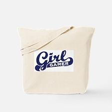 Girl Gamer Team Style v2 Tote Bag