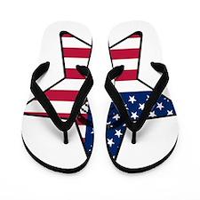 Lacrosse_Star_Head_Full Flip Flops