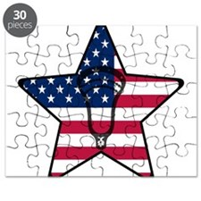 Lacrosse_Star_Head_Full Puzzle