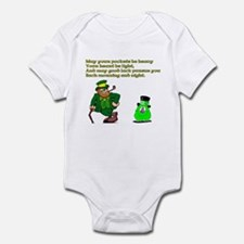 My Your Pockets By Heavy Infant Bodysuit