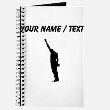 Custom Black Power Journal