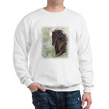 Friesian Horse Sweatshirt