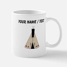 Custom Native American Teepee Mugs