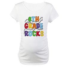 Bright Colors 6th Grade Shirt